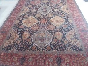 Hand Knotted Persian Carpet 12
