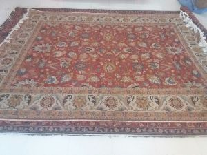 Hand Knotted Persian Carpet 14
