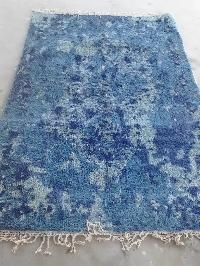 Hand Knotted Jute Rug 03
