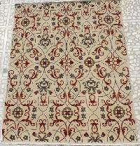 Hand Knotted Wool Carpet 01
