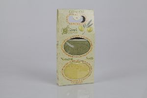 Camomile Traditional Olive Oil Soap 01