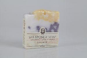 Lavender Sea Sponge Soap