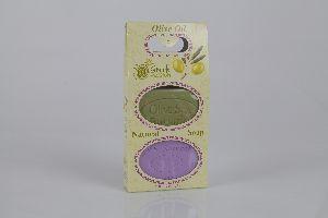 Lavender Traditional Olive Oil Soap 01