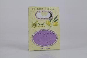 Lavender Traditional Olive Oil Soap 02