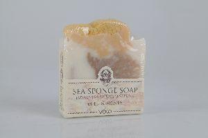 Milk and Honey Sea Sponge Soap