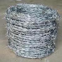 Barbed Iron Wire 02