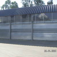 Galvanise Rolling Shutters