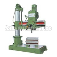 Radial Drilling Machine (SDM-45)
