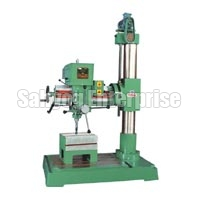 Radial Drilling Machine (SER-I)