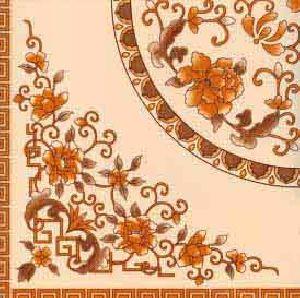 SC25016 - 400 x 400mm Glossy Ivory Series Floor Tile