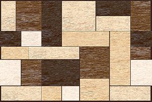 SG EL 897 - 250 x 375 mm Elevation Matt Collection Digital Wall Tile