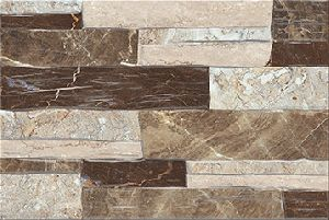 SG EL 912 - 250 x 375 mm Elevation Glossy Collection Digital Wall Tile