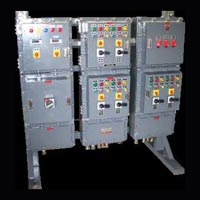 Flameproof Feeder Control Panel