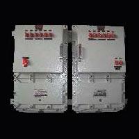 Flameproof Lighting Distribution Control Panel