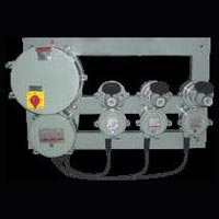 Flameproof  Three Way Extension Board