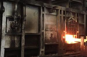 Billet Reheating Furnace 05