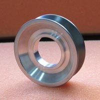 Wear Resistant Ceramic Coated Pulley