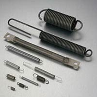 Automotive suspension spring