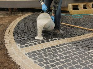 Cobble Fixing Services