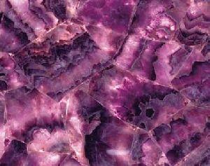 Amethyst Semi Precious Slab 05