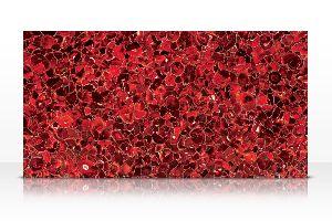 Red Carnelian Gemstone Slab 09