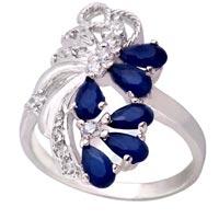 Ladies Silver Ring (SR040)