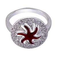 Mens Silver Ring (SR002)