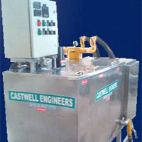 Centralised Die Coating System