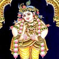 Tanjore Paintings of Krishna