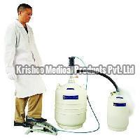 Liquid Nitrogen Dispenser Pump