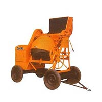 Mechanical Hopper Concrete Mixer