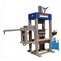 Fly Ash Brick Making Machine (SHBM- 1)