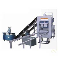 Fly Ash Brick Making Machine (SVCBM - 1)