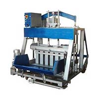 Hydraulic Concrete Block Making Machine (H800)
