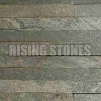 Deoli Green Wall Stone
