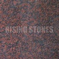 Maple Red Granite Stone