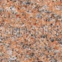 Multicolor Red Granite Stone