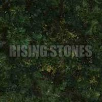 Rocking Green Granite Stone