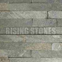 Silver Gray Wall Stone