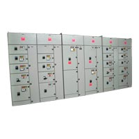 Real Time Power Factor Control  Panel