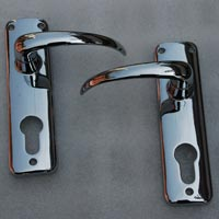 Mortise Handle Lock Set