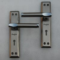 Mortise Handle Lock Set