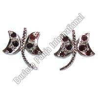 Silver Short Earrings (3gm)
