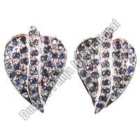 Silver Short Earrings (6.5gm)