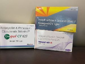Amoxicillin and Clavulanate 1000mg Tablets