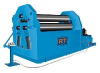 Roll Plate Bending Machine 01