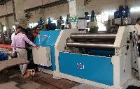 Roll Plate Bending Machine 02