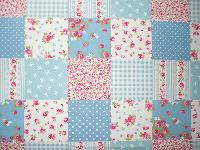 Patchwork Fabric