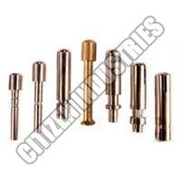 Brass Pins for 2 Pins Moulded Plugs