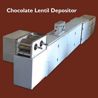 Chocolate Lentil Depositor